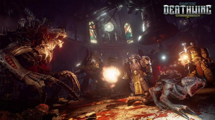 Space Hulk: Deathwing – Enhanced Edition aterriza en PlayStation 4 y PC