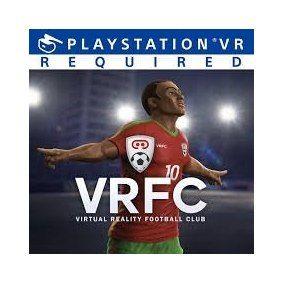 VRFC: Virtual Reality Football Club