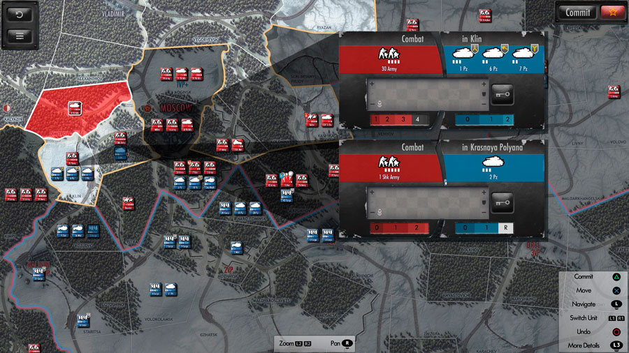 Drive on Moscow: War in the Snow ya se encuentra disponible a través de la PlayStation Store