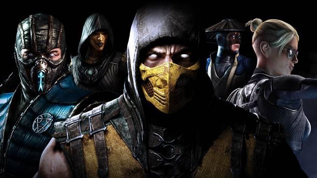 Actor de doblaje confirma el desarrollo de Mortal Kombat XI