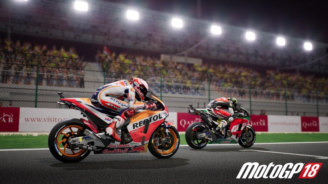 Milestone revela todas las características, imágenes y gameplay de MotoGP 18