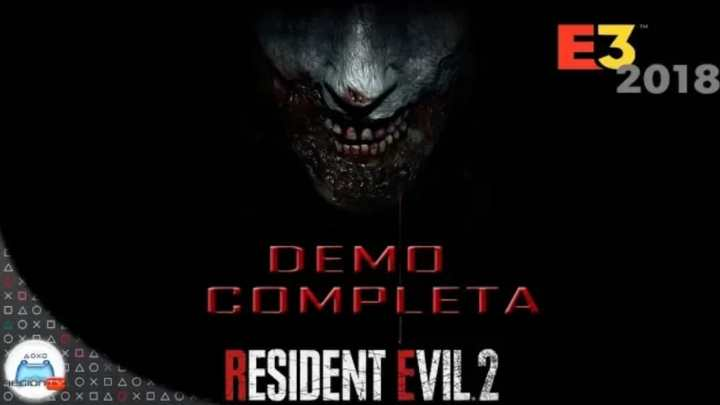 RegiónTV   Demo Completa Resident Evil 2 Remake
