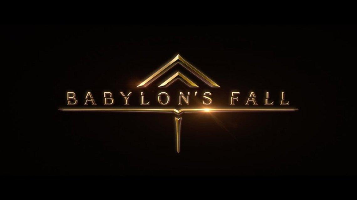 E3 2018 | Babylon's Fall, la nueva IP de Square Enix y Platinum Games