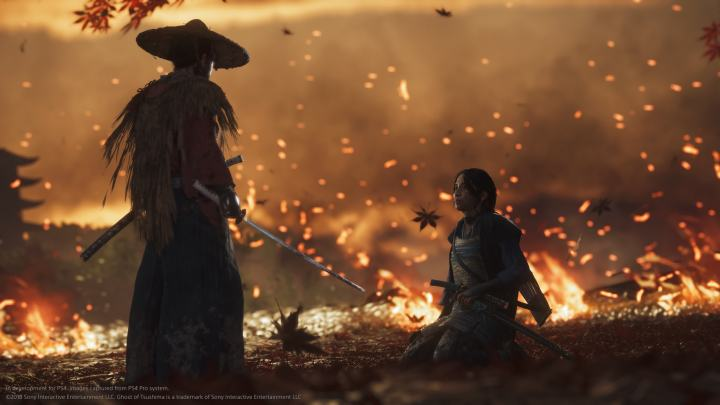 E3 2018   Los samurais del Japón feudal en Ghost of Tsushima protagonizan las nuevas imágenes oficiales