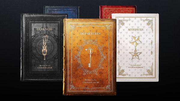 Square Enix resume la historia de la franquicia Kingdom Hearts en nuevo vídeos