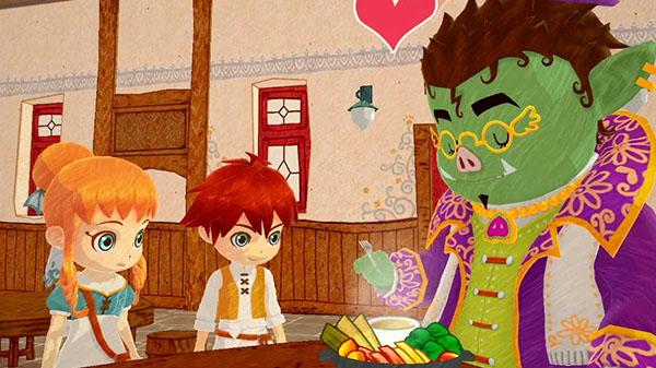 Descubre el 'making off' de Little Dragons Cafe, lo nuevo de Yashuhiro Wada