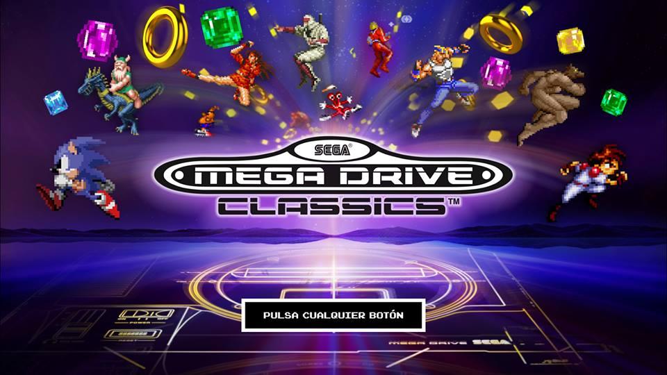 Análisis | Sega Megadrive Classics