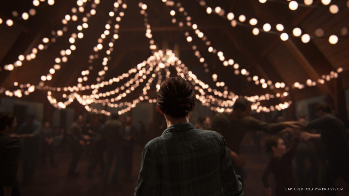 Laura Bailey finaliza la captura de movimientos para The Last of Us: Part II