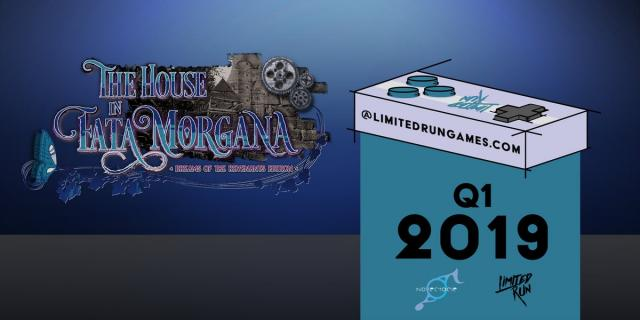 E32018   Limited Run Games traerá la novela visual The House in Fata Morgana a PlayStation 4 y PS Vita