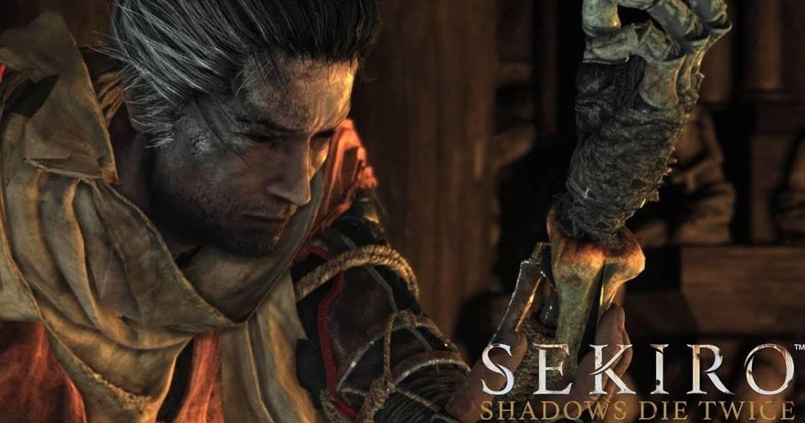 Tutoriales accesibles para Sekiro: Shadows Die Twice