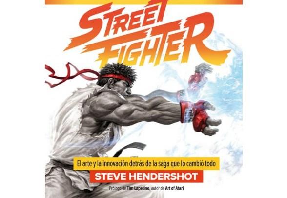 RegiónTV | Unboxing Libro:  Street Fighter: El arte y la innovación que lo cambió todo