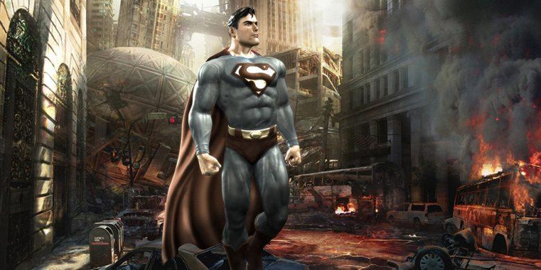 Salen a la luz nuevos vídeos del cancelado Superman: Man of Steel