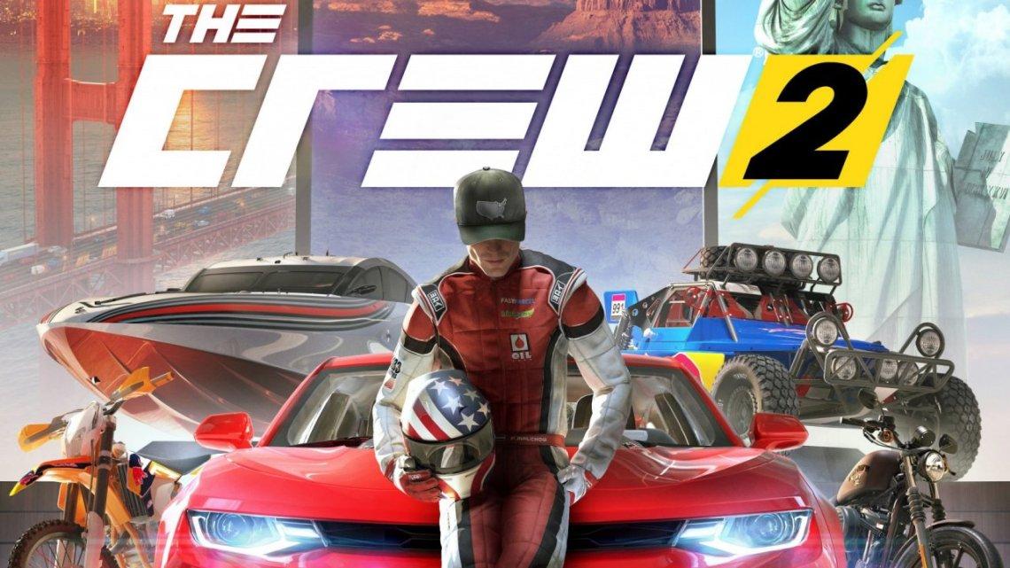 Juega gratis a The Crew 2 del 9 al 13 de abril en PlayStation 4