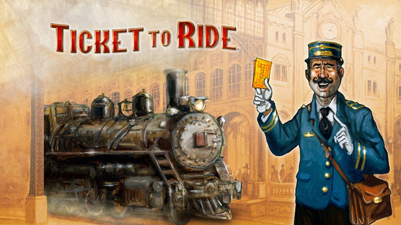 Ticket to Ride llegará a PlayStation 4 este año
