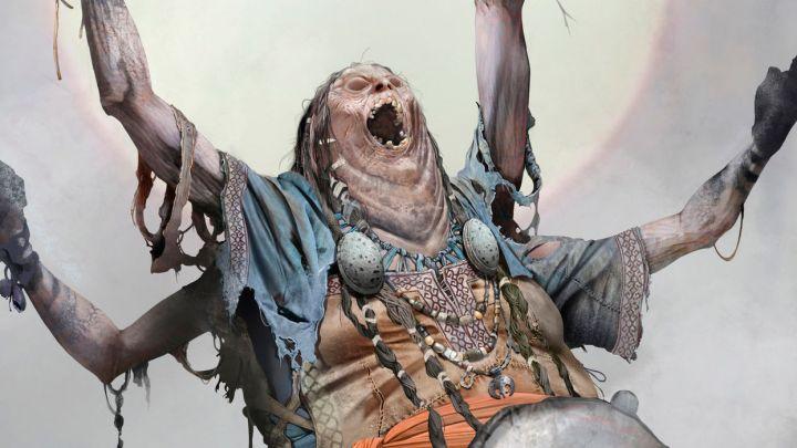 Santa Monica Studio revela imágenes inéditas de un enemigo descartado de God of War
