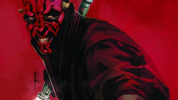 Reseña | Star Wars: Darth Maul