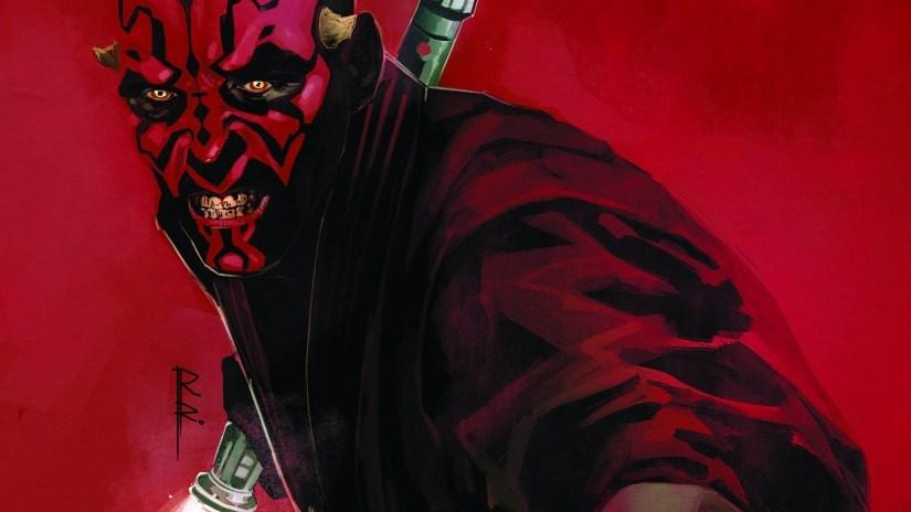Reseña   Star Wars: Darth Maul