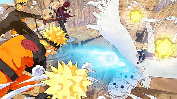 Naruto to Boruto: Shinobi Striker nos muestra sus frenéticos combates en un nuevo tráiler