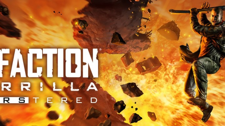 Análisis | Red Faction Guerrilla Re-Mars-Tered