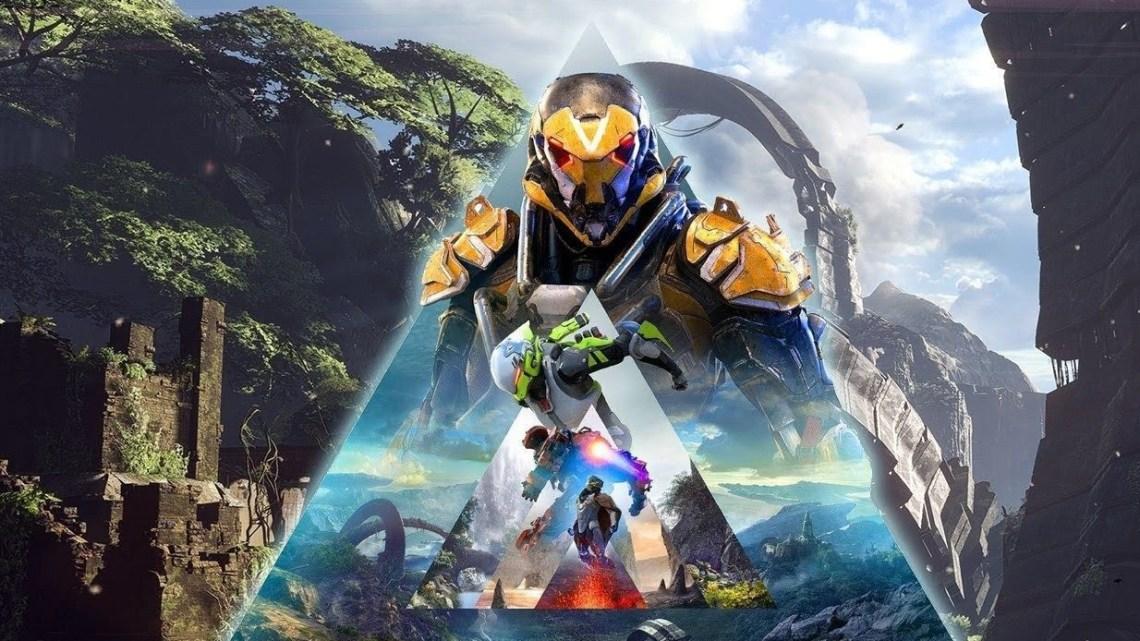 BioWare confirma que el trabajo de doblaje de Anthem ya ha finalizado
