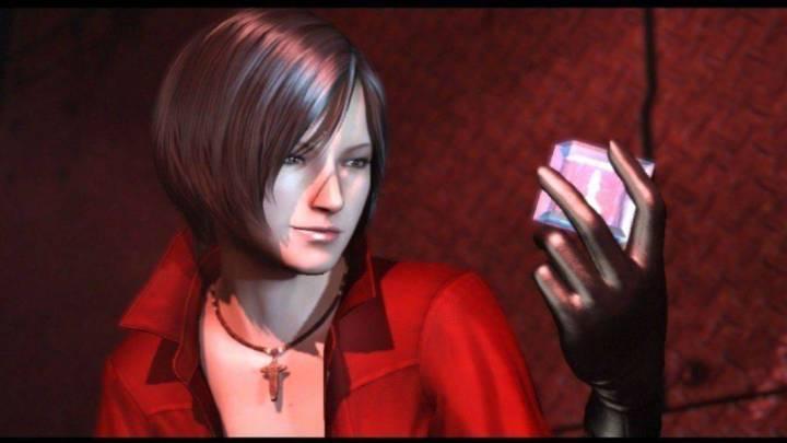 El aspecto de Ada Wong ha sido modificado respecto al original para el Remake de Resident Evil 2