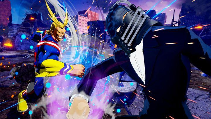 All for One confirma su presencia en My Hero One's Justice