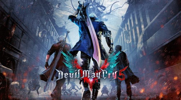Devil May Cry 5 estrena un divertido tráiler publicitario