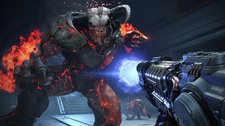 Doom Eternal animará al jugador a ser más agresivo