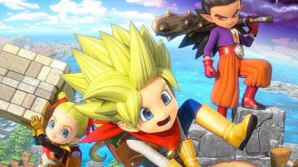 Dragon Quest Builders 2 confirma su lanzamiento para el 20 de diciembre en territorio nipón   Nuevo gameplay