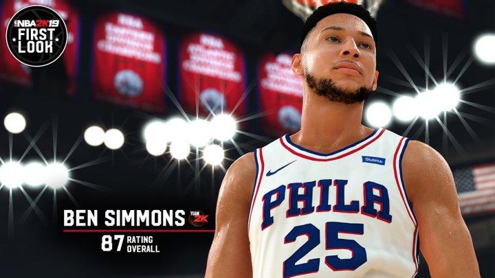 2K Sports lanza un vídeo con la captura de movimientos de Ben Simmons