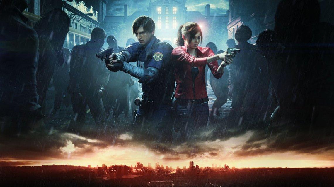 Resident Evil 2 también será jugable en Barcelona Games World 2018