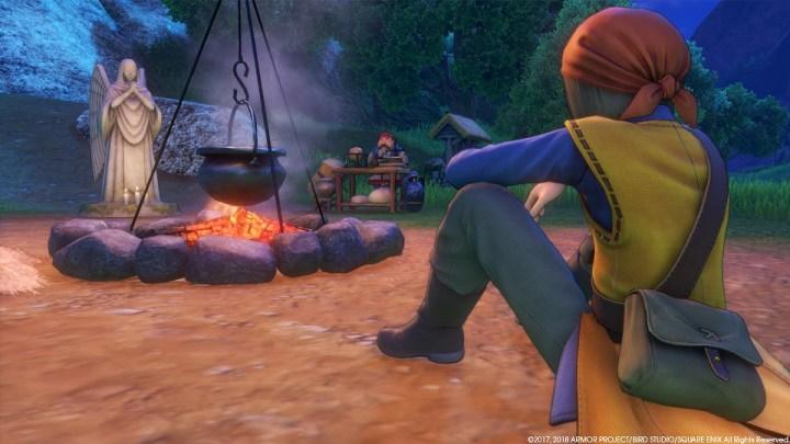 Nuevo tráiler nos muestra el atuendo especial de DQVIII que podremos equipar al protagonista de Dragon Quest XI
