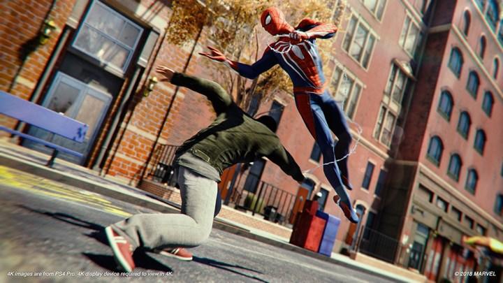 Así luce Marvel's Spider-Man en el espectacular nuevo vídeo publicitario para Japón