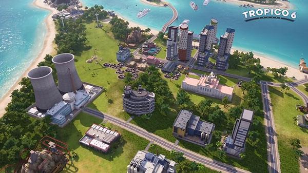 Tropico 6 estrena nuevo tráiler