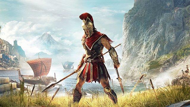 Explora la Antigua Grecia en este impresionante y extenso gameplay de Assassin's Creed: Odyssey