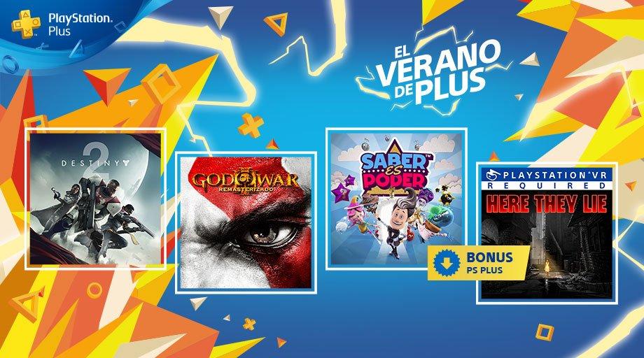 Ya disponible para descargar los juegos de PlayStation Plus de septiembre