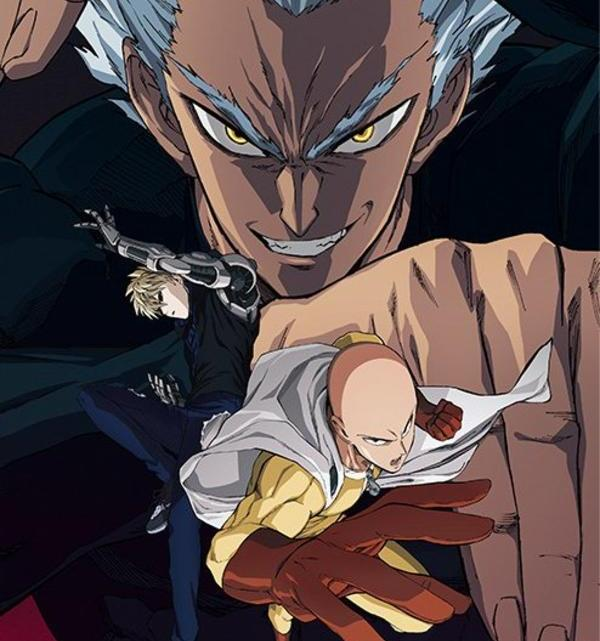 La segunda temporada de One Punch Man llegará en abril de 2019