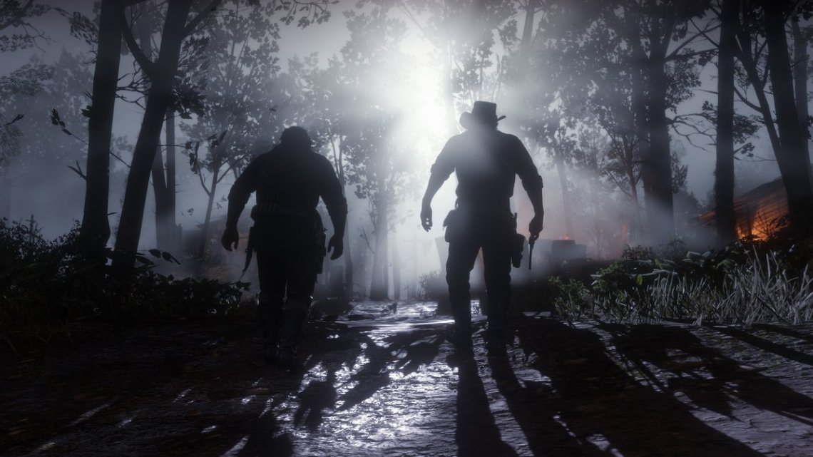 Red Dead Redemption 2 impresiona en un brutal gameplay cargado de acción