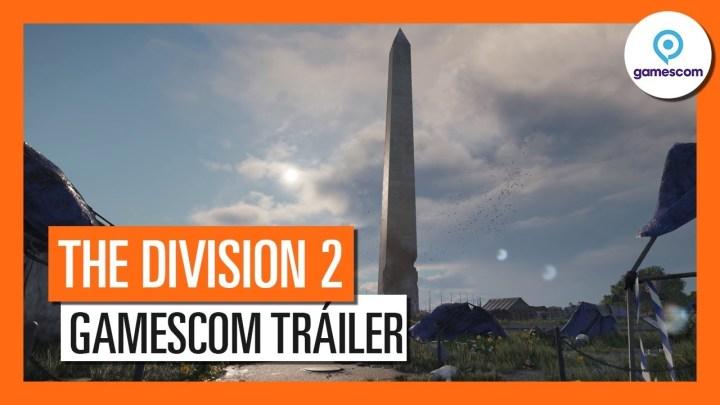 The Division 2 muestra un nuevo vídeo en la Gamescom 2018