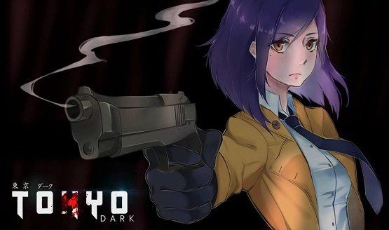 Tokyo Dark: Remembrance anunciado para PlayStation 4 y Switch