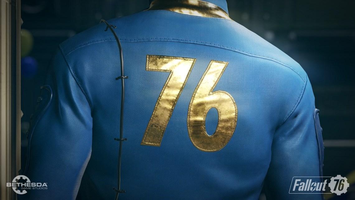 Bethesda revela el tamaño total de la BETA de Fallout 76