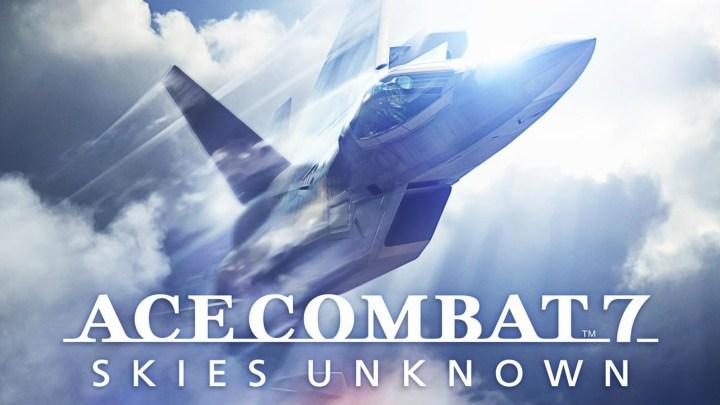 Bandai Namco pone fecha de lanzamiento a los próximos DLC de Ace Combat 7: Skies Unknown