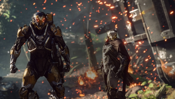 BioWare confirma que Anthem no tendrá Pase de Temporada
