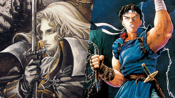Listado el lanzamiento de Castlevania Requiem: Symphony of the Night & Rondo of Blood para PlayStation 4