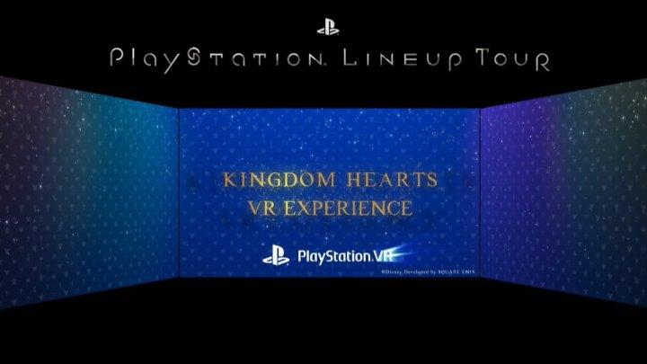 TGS 2018   Anunciada una experiencia VR gratuita sobre Kingdom Hearts para PlayStation VR