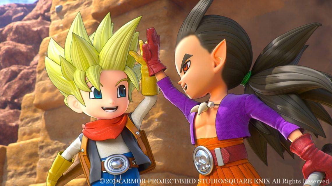 Dragon Quest Builders 2 tendrá una demostración jugable el próximo 6 de diciembre