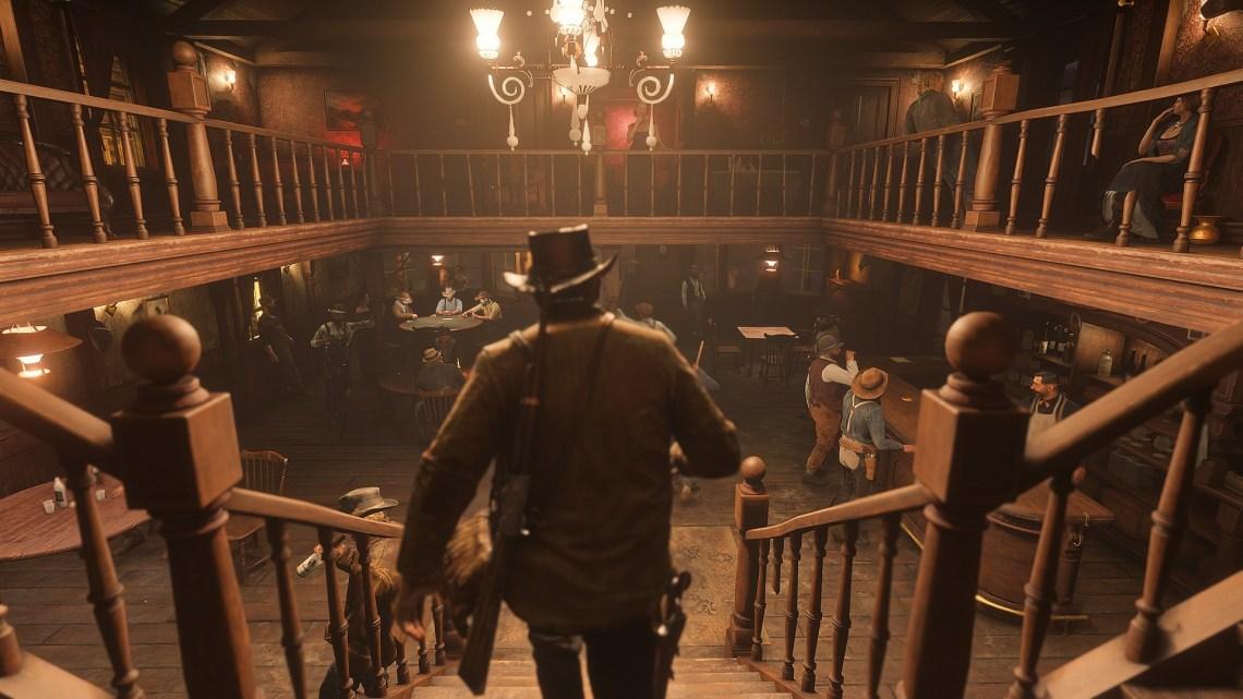 Rockstar confirma que la IA de Red Dead Redemption 2 ha mejorado significativamente respecto a GTA V