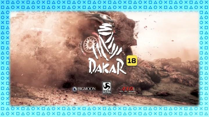 Avance   Dakar 18