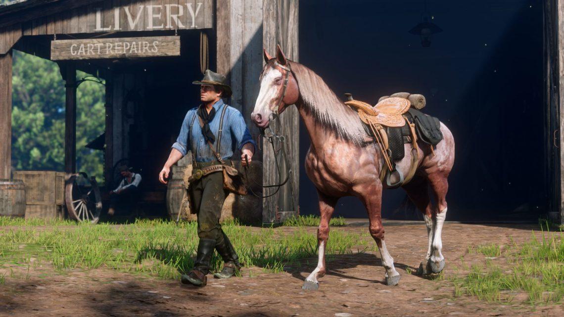 Red Dead Redemption 2 ya es jugado por algunos usuarios en PlayStation 4