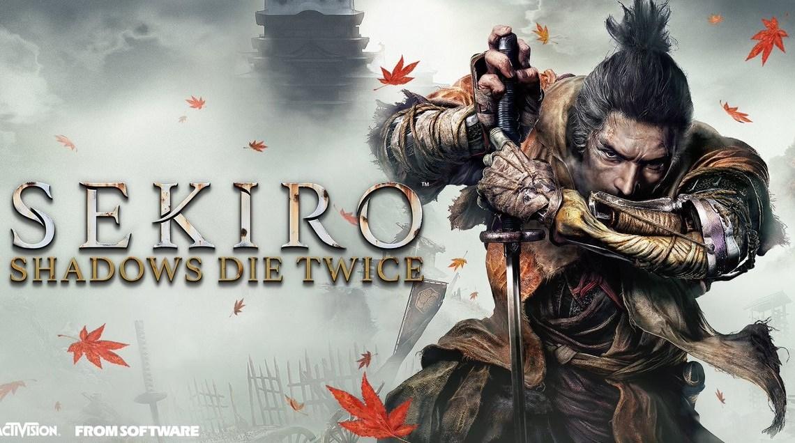 Sekiro: Shadows Die Twice fue el juego más vendido en España durante el mes de marzo
